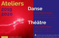 Ateliers – Théâtre – Danse – 2019/2020