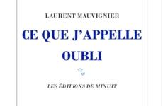 Lecture – L. Mauvignier – 17/06/2017