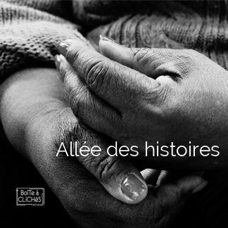 Allée des histoires